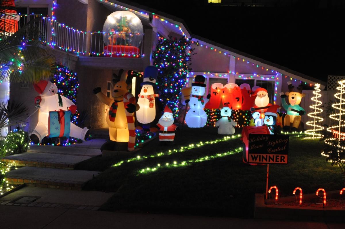 holly jolly light tour - Christmas Light Tour